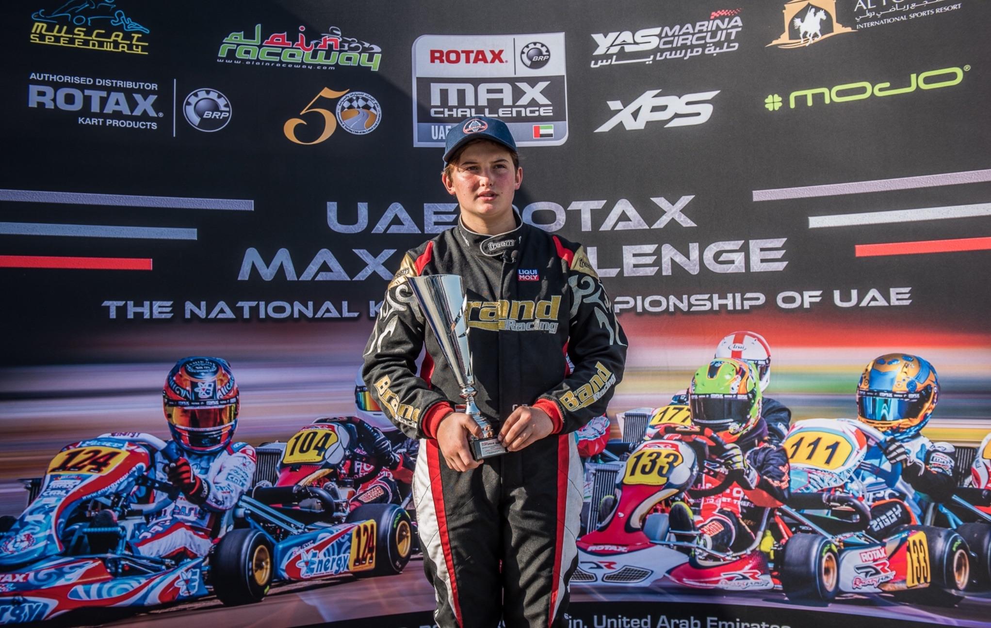 Formula 4 Sponsorship - Rotax Champion